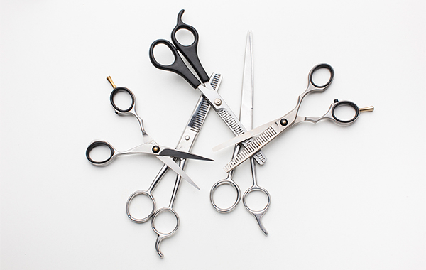 Types of scissors